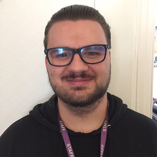 Cameron Crees - Support Worker at Recovery Lighthouse