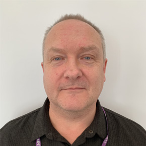 Mark Alderson - Counsellor at Recovery Lighthouse
